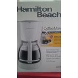 Cafetera Eléctrica Hamilton Beach 12 Tazas