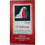 A Divina Comédia - O Inferno - Dante (edição Raríssima)