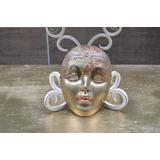 Mascara Arlequin Retro Coleccionismo Oportunidad