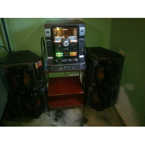 Equipo De Sonido Sony Robocop 2