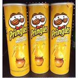 Batata Pringles Mel E Mostarda 3 Tubos De 169g Cada.