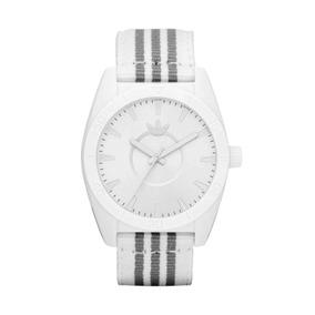 Reloj adidas Originals Santiago Blanco Con Correa Textil