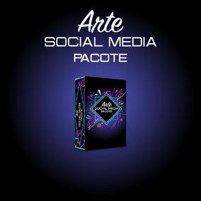 Banners E Capa Para Facebook Combo 10 Artes + Capa + Perfil
