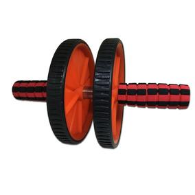 Roda Rolinho De Exercícios Abdominal Ab Wheel Crossfit
