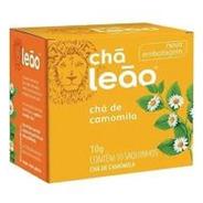 Kit C/ 6 Caixas De Chá De Camomila Leão C/ 10 Saquinhos Cada