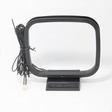 Ancable Fm Y Antena Am Loop Con Mini Conector De 3 Pines Pa