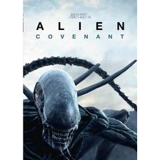 Dvd - Alien Covenant
