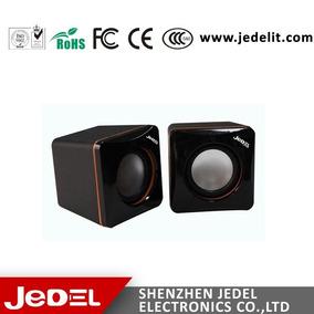 Corneta Usb Aux Speaker 2.0 Para Pc,laptop,celular, Tv D-02a