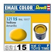 Pintura Revell Enamel Mate Color 321 15 Amarillo Yellow