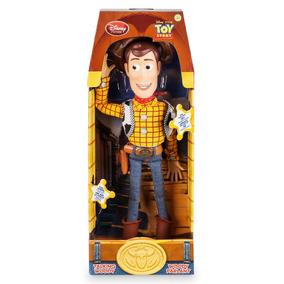 Woody 40cm Habla Toy Story Disney Store Exclusivo Gamechieff
