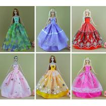 Vestidos De Luxo Boneca Barbie