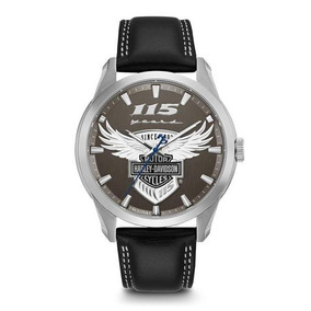 Reloj Bulova Harley Davidson Aniversario 115