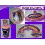 Combo Para Fiestas Infantiles Peppa Sofia Princesa Moana