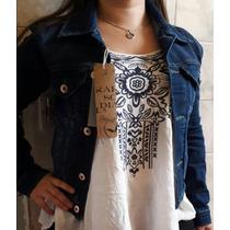 Camperas De Jeans Tucci Y Rapsodia