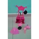 Barbie Salão Cabeleireira