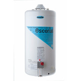 Termotanque Escorial 80 Litros Gas Natural Super Oferta