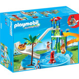 Playmobil 6669 Parque Acuatico Con Toboganes Metepec Toluca