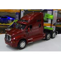 1:32 Kenworth T2000 Tractocamión Rojo Welly C Empaque Caja