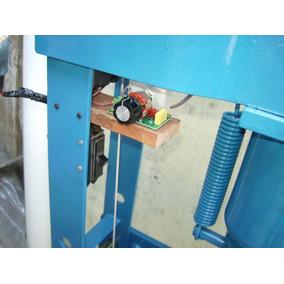 Prensa Hidráulica Elétrica 15t 110v Monofasico