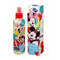 Colonia Disney Mickey Y Minnie Original Importada Perfume