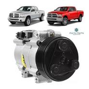 Compressor Ar Cond Dodge Ram 2500 3500 Cód Hs18 6drh-19d629