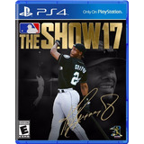 Mlb The Show 2017 Ps4