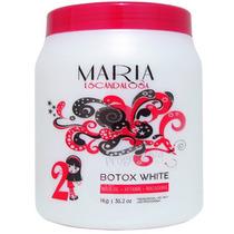 Botox Capilar Maria Escandalosa 1 Kg - Redução De Volume