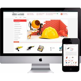 87871cd9824f6 Loja Virtual Para Ferramentas Epi E Material De Construção