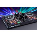 Controlador Dj Consola Numark Party Mix Con Audio,virtual Dj