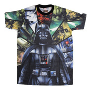 Remera Star Wars Original Saga 1