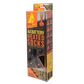 Calcetines Action Heat Aa Battery