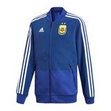 Campera adidas Selección Argentina Niños Azul