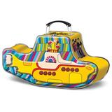 Beatles Yellow Submarine Lata Lancheira Presente Namorados