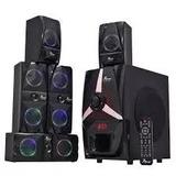Aparelho De Som E Home Theater Bluetooth 125w Rms