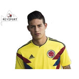 Jersey Colombia Mundial Rusia 2018 Remate!!!
