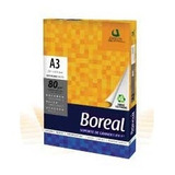 Resma Boreal A3 80 Gr.x 10 Unid.envio Gratis Capital Federal