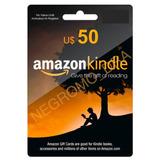 Gift Card Amazon Por 50 Dólares Comprar Ebooks, Juegos Y Dlc