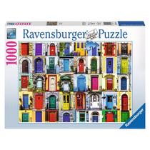 Rompecabezas Ravensburger X 1000 Piezas - Puertas Del Mundo