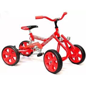Cuatriciclo Infantil A Pedal Con Suspencion