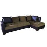 Sofa Seccional Modular En L 2,50x1,50m - Nor Moveis