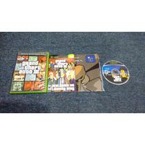 Grand Theft Auto Iii Completo Para Xbox Normal,funcionando
