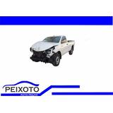 Canaleta De Vidro Porta Direita Hilux 2.8 4x4 Cabine Simples