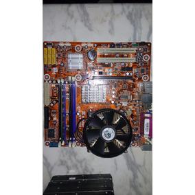 Kit775:2,93+4gb+hd250+ Placa De ´video 512mb. 64bit
