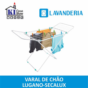 Varal De Chão Bari C/ Abas - Secalux