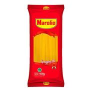 Fideos Marolio Spaghetti 500 Gr