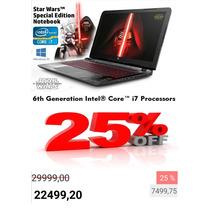 Hp Star Wars E. E. /15,6 /i7-6500u/g940m/8gb/1tb + Mouse