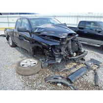 Dodge Ram 1500 2012 Se Desmantela Por Partes