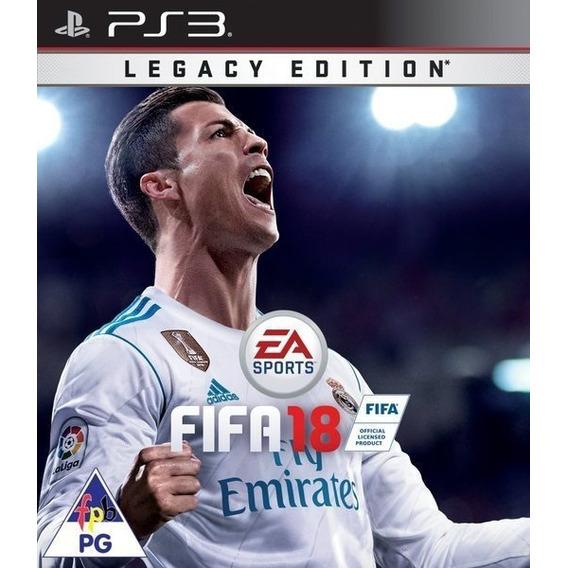 Fifa 18 Ps3 Fifa 2018 | Digital | Oferta Exlusiva