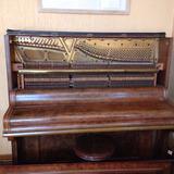 Vendo Piano Vertical Alemán En Buen Estado