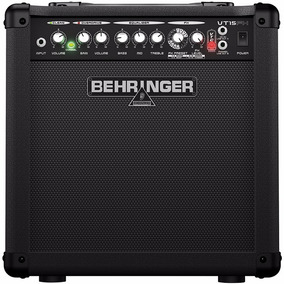 Amplificador Para Guitarra Virtube 15w Vt15fx Behringer 110v